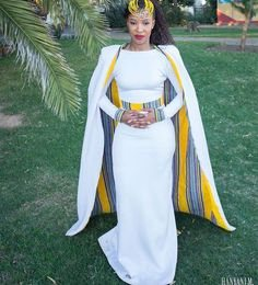 Best And Trendy Traditional Umembeso Dresses 2017 , Styles 7