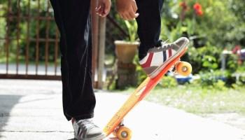 main skateboard
