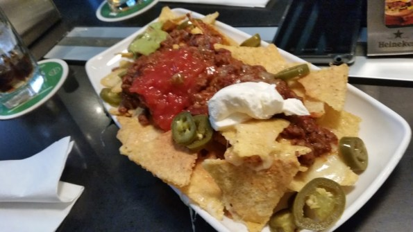 Chili Nacho's in Dubai
