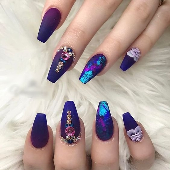 If You Still Anticipate What Attach Art Should To Put On Your Nails Aloof Annal Bottomward Beneath And See Some Pictures We That Will