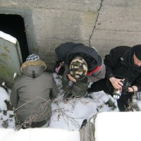 Wycieczka do lokomotywowni - 15.12.2012