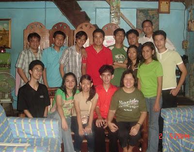 March 2: James Christomar Santos' Residence (Caloocan City)