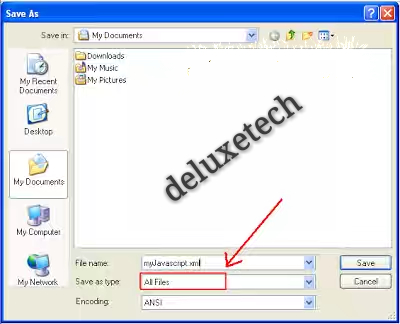 How to Use NOTEPAD to Save Text Files In Any Format & Extensions on PC price in nigeria