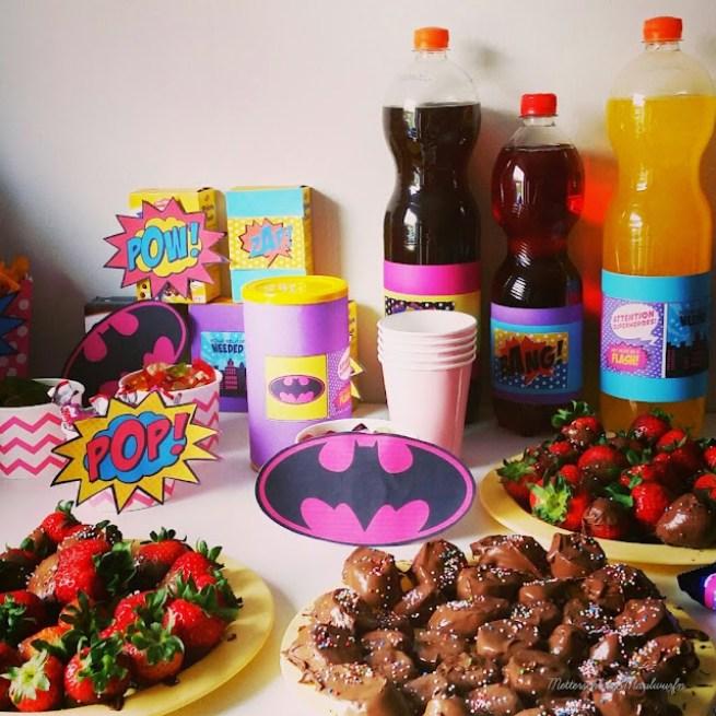 Diy, familienblog, Geburtstag, Ideen, Kinder, Kindergeburtstag, Mütterblog, Party, Tutorial, anleitung, batman, superman, mädchen, teeny, jugendliche, party, kindergeburtstag