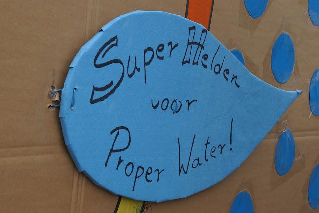 super helden voor proper water