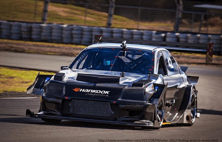 Mitsubishi EVO VII Nemo Racing
