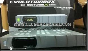 EVOLUTIONBOX EV 990 TURBO SLIM