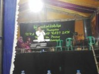 Peringatan Isra Mi'raj Masjid Jamie Al-Huda Bojongkeding