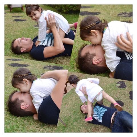 Pai que cuida tem vínculo com bebê