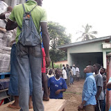 Container Arrival & Offloading in Buea - 100_9071.JPG