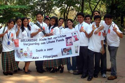 MCCID-Liliane Scholars together with Ms. Tess Dela Cruz, LFP National Correspondent, Kerwin Tamanu LFP Volunteer and Sir Jojo Esposa Jr., LFP Mediator