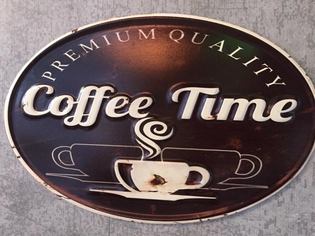 O'tree Café 看板