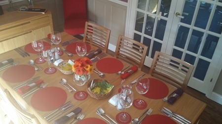 Sunday Lunch -April 2016