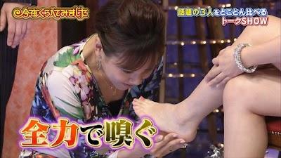 川栄李奈(りっちゃん)の足はくさい!?