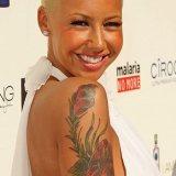 trendy amber rose tattoo 2015 2016