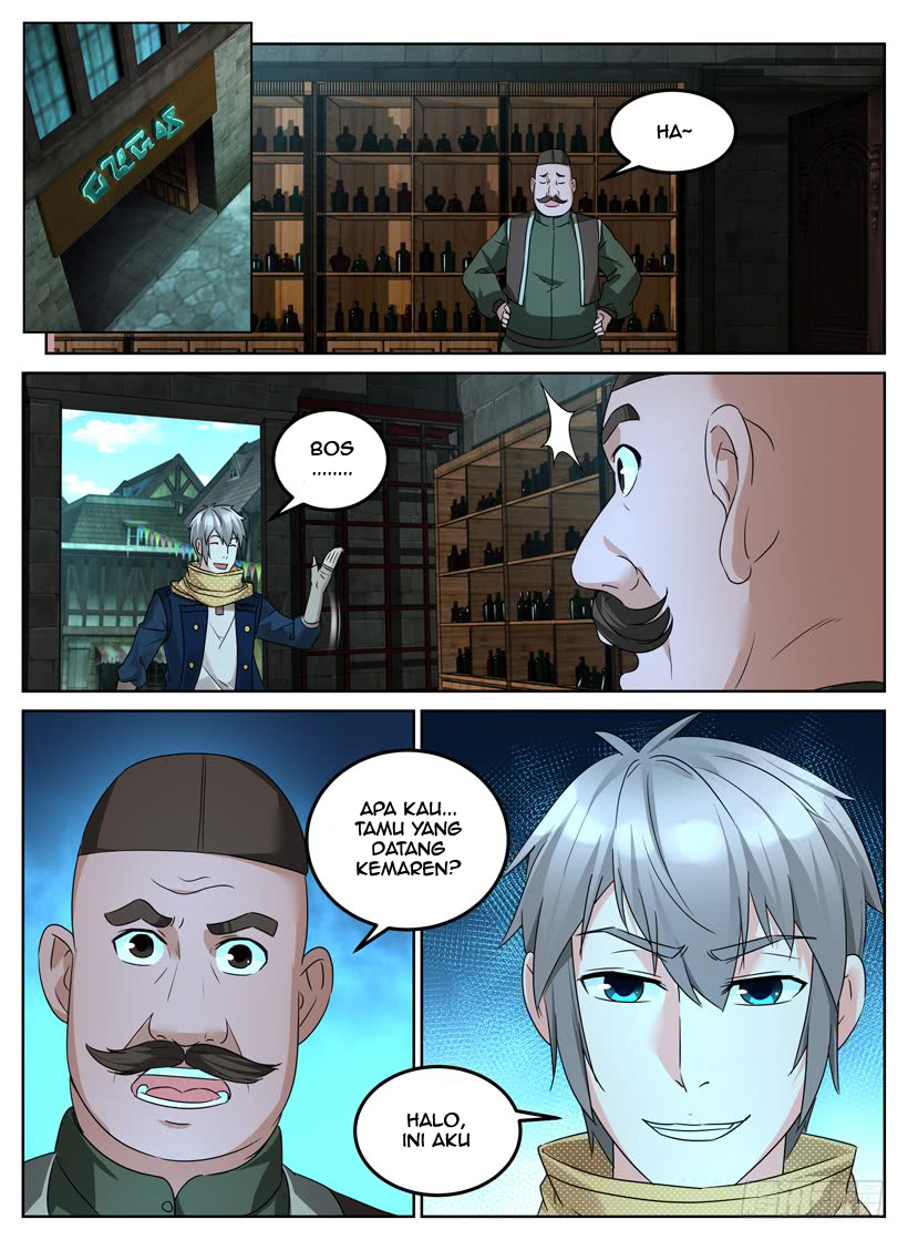The Law of the Alien Merchants: Chapter 09 - Page 9