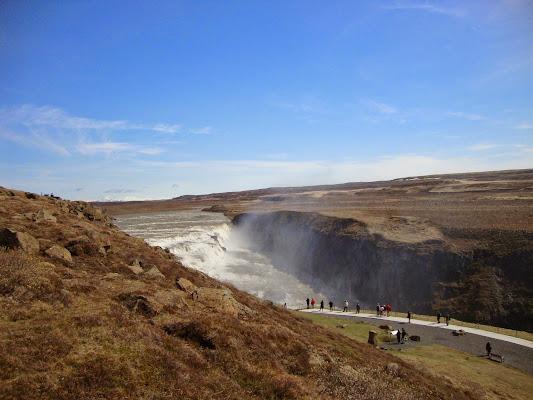 Gullfoss - Islandia (Foto: Raquel Adeva)