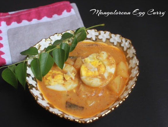 Mangalorean Egg Curry1