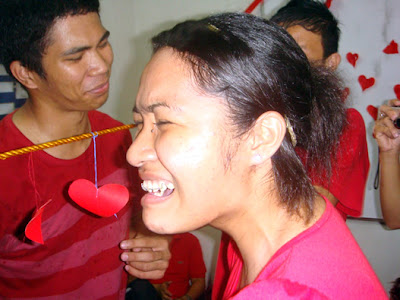 Pull My Heart Game (John Rommel Carpio and Kristel Ferrancol)