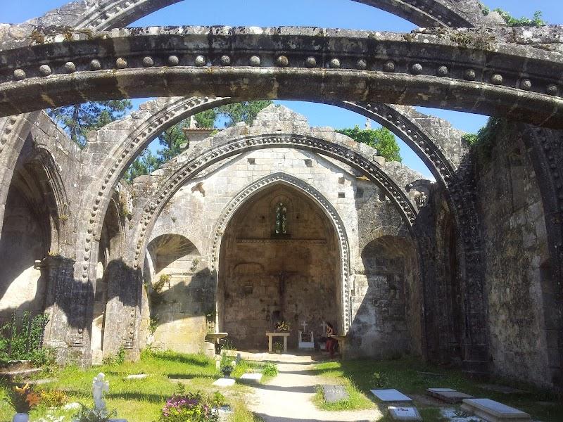 Santa Mariña Dozo - Cambados