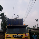 Container Arrival & Offloading in Buea - 100_9052.JPG