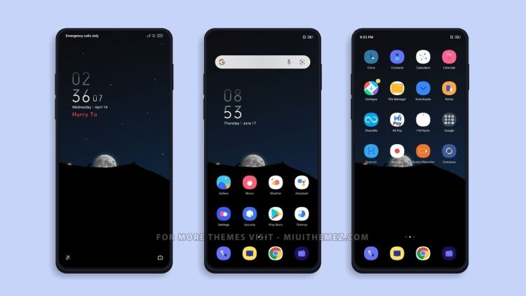 [DOWNLOAD] : Wizz MIUI Theme | Minimal Theme for MIUI 11 and MIUI 12 Devices