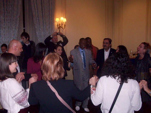 IVLP 2010 - Visit to Meridian International - 100_0431.JPG