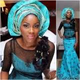 Latest Gele Headtie Styles for Nigerian 2017