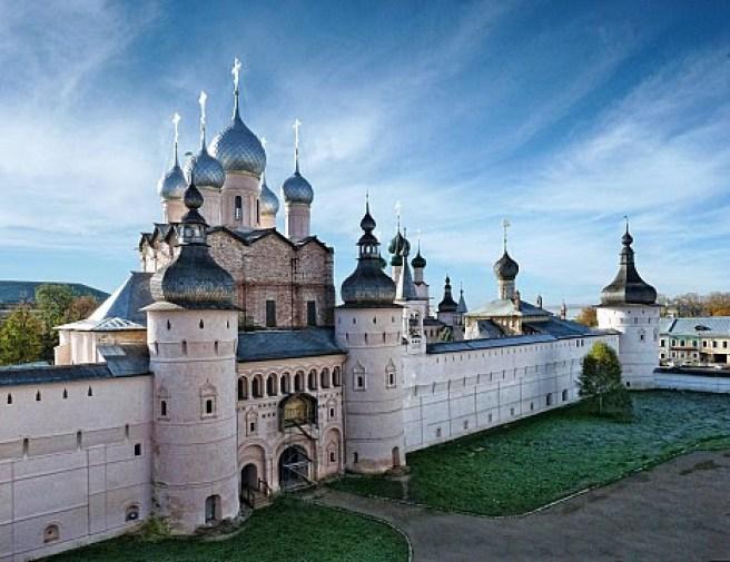история города Ростов