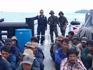 Kembali pelaku illegal fishing ditangkap di Natuna  Kabar Terbaru- PENANGKAPAN KAPAL ILLEGAL FISHING DI NATUNA