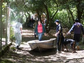 Vigilancia y mantenimiento, Humedal La Conejera