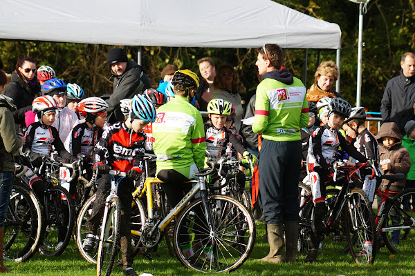 initiatie cyclocross MSKA Roeselare