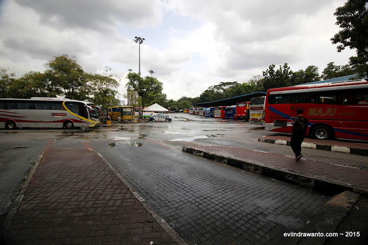 halaman terminal larkin johor bahru malaysia