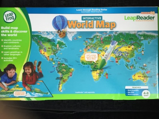 Leapfrog interactive world map tag reader path decorations leapfrog interactive world map advertisement gumiabroncs Gallery