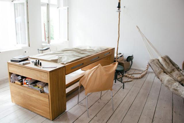 #工作桌就是我的美夢好床:德國人空間設計的巧思 6
