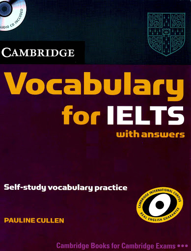 Cambridge - Grammar and Vocabulary for IELTS with Answers ( Full Ebook + Audio CD )