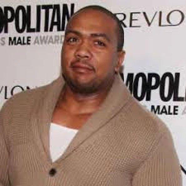 Timbaland is the 9th World's Richest Music Producer