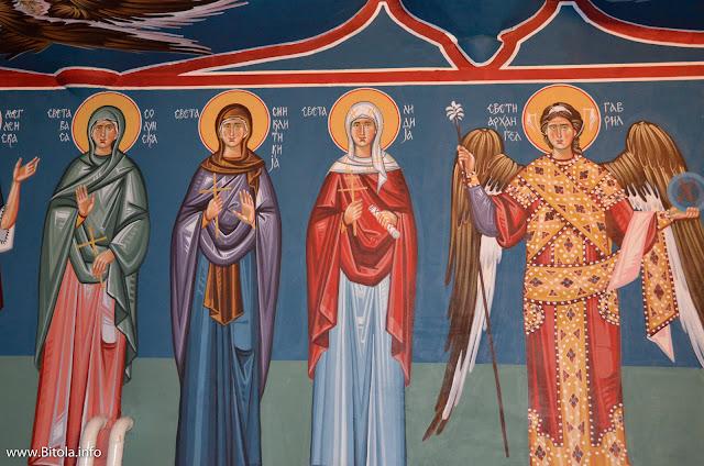 bitola macedonia 0172 - Church of Virgin Mary in Bitola - Photo Gallery