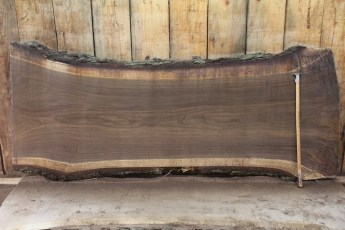 "452 Walnut -9 2 1/2"" x 42"" x 30"" Wide x 8' Long"