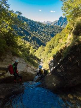 Canyon de Yèse