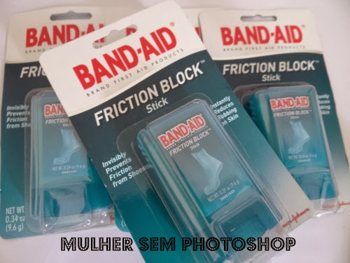 Band Aid Friction Block