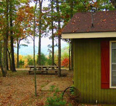 At Turkey Ridge Cottage