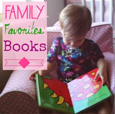 family favorites, books