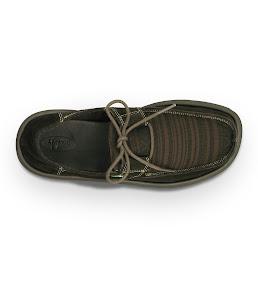 #Sanuk 麂皮民俗異材拼接:RAMBLER一孔鞋! 6