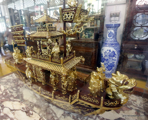 koleksi museum kolonial penang