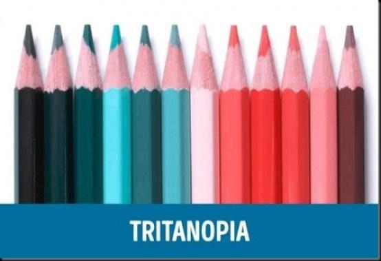 perbandingan perbedaan buta warna