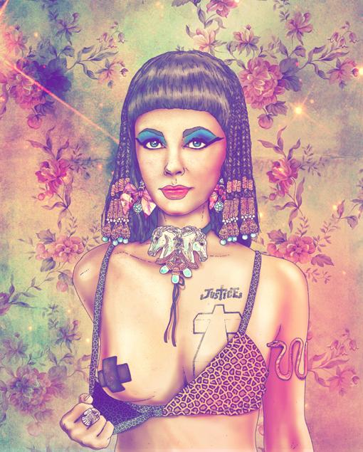 Fab Ciraolo arte Cleopatra