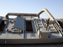 Access hatches on Spray-Cooled equipment are designed to suit the needs of the individual EAF operation.