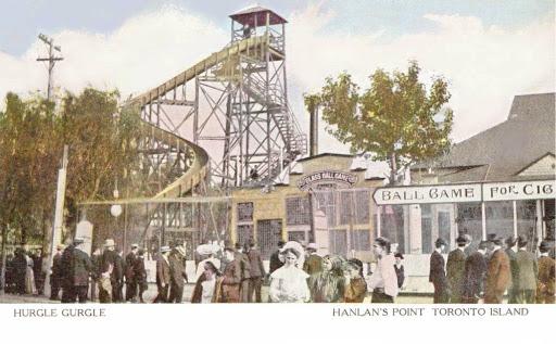 postcard-toronto-island-hanlans-point-toronto-island-hurgle-gurgle-ride-big-crowd-tinted-1906