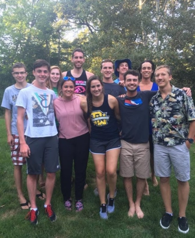 2016 Marquette Water Ski Team